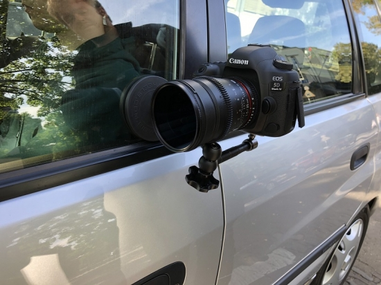 MAG-Tight-Camera Windshield Mount