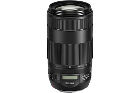 Canon EF 75 - 300 mm 1:4 - 5.6