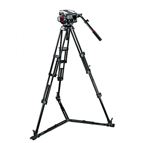 Manfrotto 509HD, 546GBK VideoKit