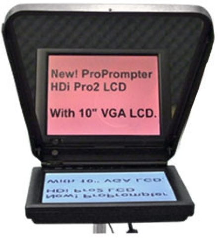 HDI-PRO-2 LCD Teleprompter